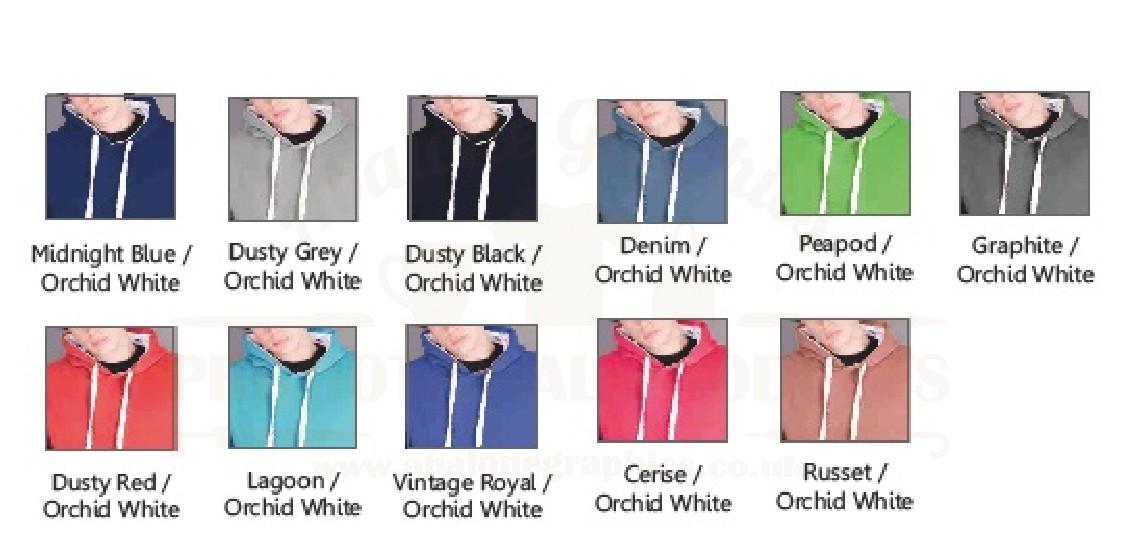 Thumb hole cuff hoodie like