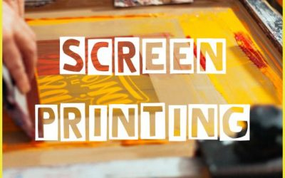 Screen Printed T Shirts