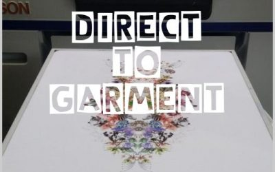 What is DTG? (Direct to Garment Printing)