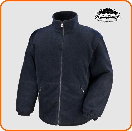 Embroidered Fleeces workwear