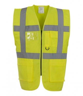 Printed Safety Vests
